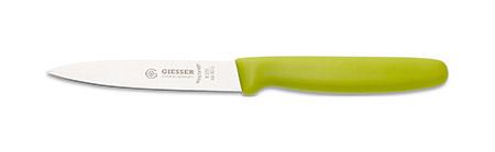 Gemüsemesser, limette, GIESSER, Klinge 10cm, Kunststoffgriff