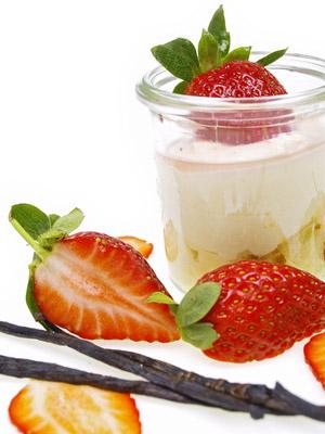 Erdbeer-Vanille-Tee, 1kg