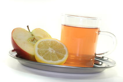 Apfel-Zitronen-Tee- 10 Filterketten