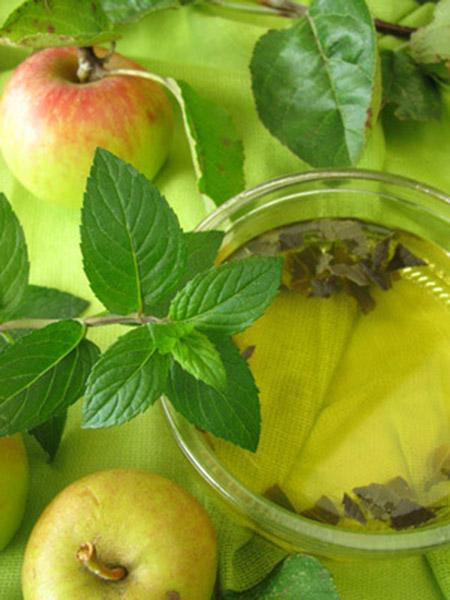Apfel und die sieben Kräuter- 20 Filterketten Kräutertee, naturbelassen