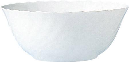 Trianon Uni weiß Salatschale 24cm