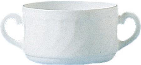 Suppentasse, 0,30l, Trianon Uni weiß D6879