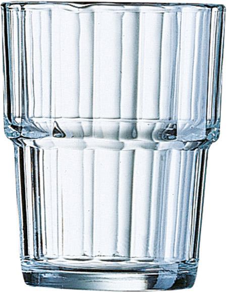 Stapelglas Norvege FB25, 25cl