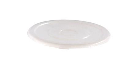Deckel für Tisch/Lebensmitteleimer klein natur