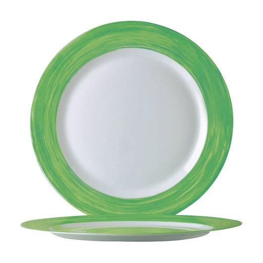 Dessertteller, 19,5cm, Rest. Brush Green