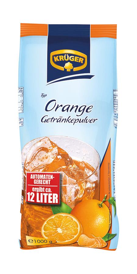 Getränkepulver Orange 1kg