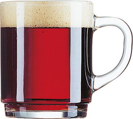Tee-/Glühweinbecher, 25cl stapelbar