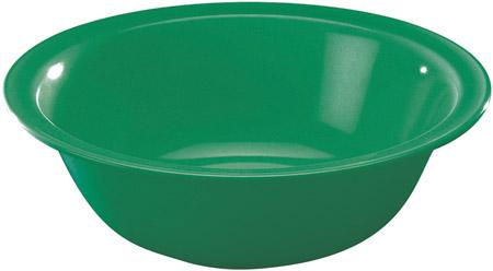 Schüssel, 23,5cm, 1,6Ltr., grün, Melamin