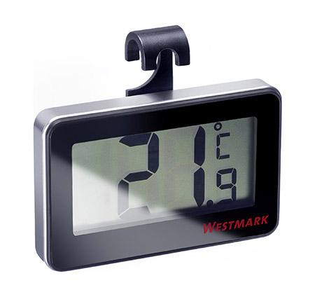 Digitales Raum-/Kühlschrankthermometer Messbereich -20°C bis +50°C,