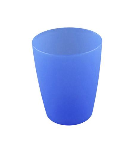 Becher, 20cl, blau, Polypropylen