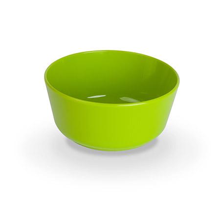 Dessertschälchen, H5cm, Ø11cm, hellgrün, Polycarbonat