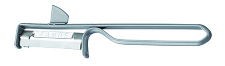 Universalschäler, 15,5cm, Klinge 5 cm, Metall
