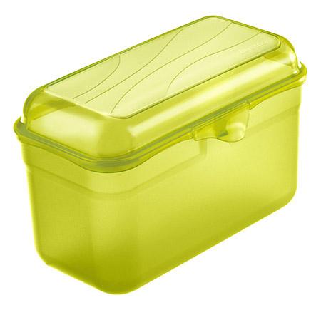 Knäckebrotdose FUN 1,75Ltr., lime-grün 19,5x10,5x12,5cm