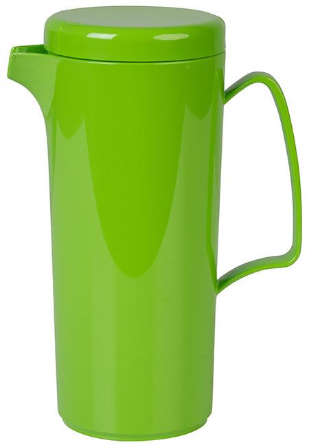 Kanne mit Deckel, 1 L, grasgrün, Valon