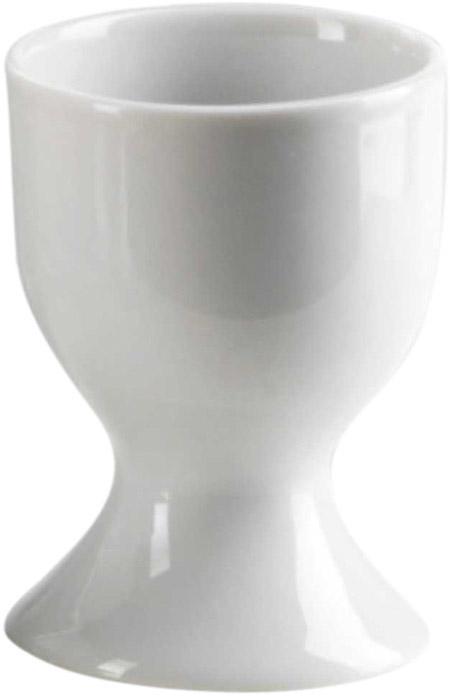 Eierbecher YOUNG weiß Porzellan, H 6,5cm, Ø 4,7cm