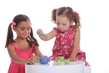 Kinder-Kräutertee- Filterkette